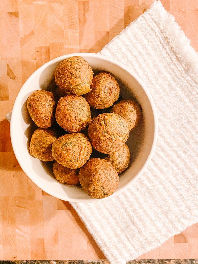Falafel (GF, Vegetarian & Vegan)